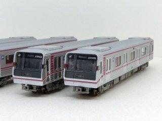 A7425 Osaka Metro 22系 更新改造車 谷町線 6両セット