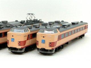 98384 485系特急電車(くろしお)セット(4両)
