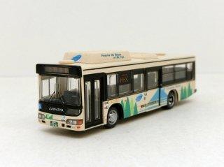 340 富士急バス 日野ブルーリボンシティハイブリッド