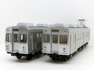 65010 東急7200系 冷房車 2両セット (前面ステップ付)