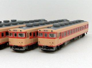 10-1600 キハ58系(パノラミックウインドウ) 4両セット