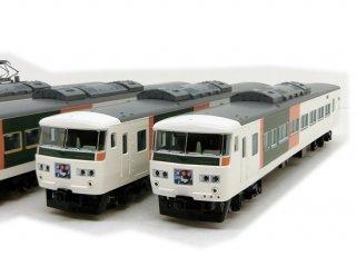 98395 185系特急電車(踊り子・新塗装・強化型スカート)基本セットA(5両)