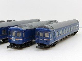10-831 24系 寝台特急「北斗星」<デラックス編成> 6両基本セット