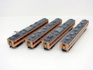 98729 189系電車(田町車両センター)増結セット(4両)