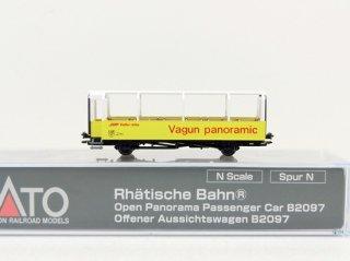 5253 レーティッシュ鉄道 オープンパノラマ客車 B2097