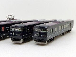 98714 117-7000系電車(WEST EXPRESS 銀河)セット(6両)