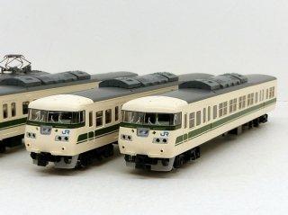 98733 117-300系近郊電車(福知山色)セット(6両)
