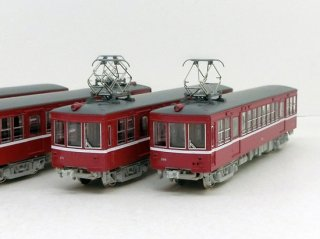 10-1625 京急電鉄230形 大師線 4両セット