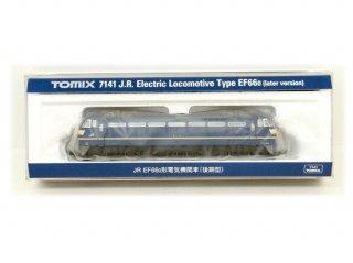 7141 EF66-0形(後期型)