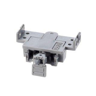 JC6339 密連形TNカプラー(SP・グレー・2段電連付)