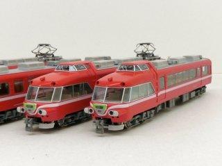 98429 名鉄7000系パノラマカー(第47編成)白帯車セット(4両)