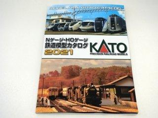 25-000 KATO Nゲージ・HOゲージ鉄道模型カタログ2021