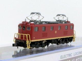 A2080 秩父鉄道 デキ200 パレオエクスプレス(赤茶)