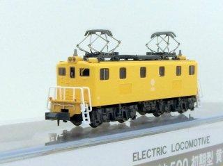 [05月以降新製品] A2081 秩父鉄道 デキ500 初期型 黄色