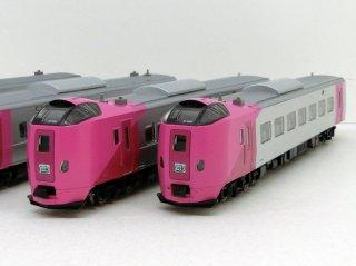 98434 キハ261-5000系特急ディーゼルカー(はまなす)セット(5両)