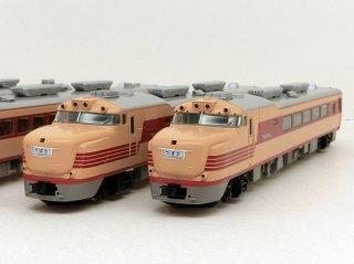 [05月新製品] 98737 キハ81系特急ディーゼルカー(つばさ)セット(7両)