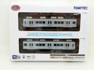 [21年04月新製品] 鉄コレ 上田交通7200系2両セットB