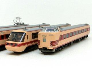 10-1690 381系<パノラマしなの>(登場時仕様) 6両基本セット