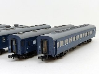 [05月新製品] 10-1670 客車編成セット 寝台急行「きたぐに」(8両)