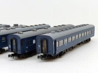 10-1670 客車編成セット 寝台急行「きたぐに」(8両)