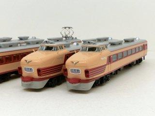 10-530 151系「こだま・つばめ」8両基本セット
