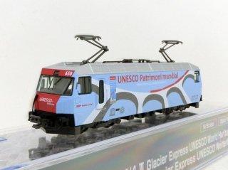 3101-3 アルプスの機関車 Ge4/4-III <ユネスコ塗色>