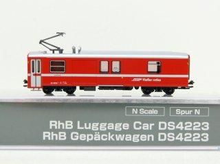 [06月新製品] 5279-1 レーティッシュ鉄道 電源荷物車 DS4223