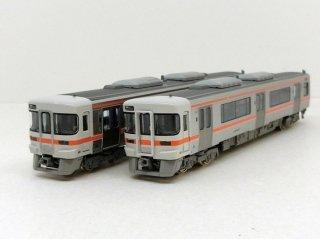 10-1372 キハ25形1500番台(紀勢本線・参宮線) 2両セット