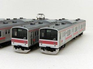 〔モカ割は03/02まで〕[07月新製品] 98442 205系通勤電車(前期車・京葉線)基本セット(5両)