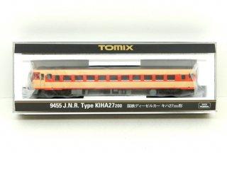 [08月新製品] 9455 キハ27-200形