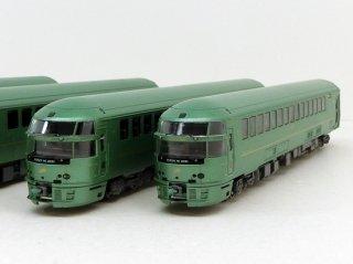 [08月以降再生産] A7892 キハ72形・ゆふいんの森・編成増強 5両セット