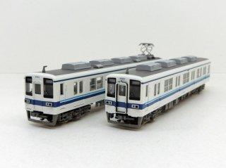 10-1651 東武鉄道8000系(後期更新車)東上線 先頭車2両増結セット