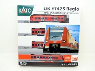 〔モカ割は04/22まで〕[08月新製品] 10-1716 DB ET425形近郊形電車<DB REGIO(レギオ)>4両セット