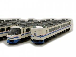 〔モカ割は05/03まで〕[09月新製品] 98750 485系特急電車(スーパー雷鳥)基本セットA(7両)