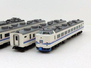 〔モカ割は05/03まで〕[09月新製品] 98752 485系特急電車(スーパー雷鳥)増結セット(4両)