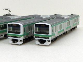 〔モカ割は05/03まで〕[09月新製品] 98447 E231-0系通勤電車(常磐・成田線・更新車)基本セット(5両)