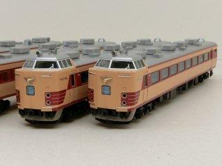 [09月再生産] 10-1479 485系200番台 6両基本セット