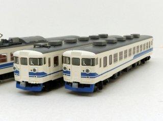 [11月新製品] 98457 475系電車(北陸本線・新塗装・ベンチレーターなし)セット(3両)