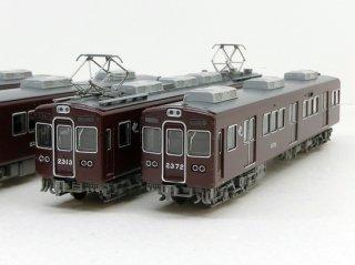 [11月以降新製品] A6821 阪急電鉄2300系 京都線 2313編成 晩年 7両セット