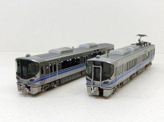 [10月新製品] 10-1396 521系(3次車)2両セット