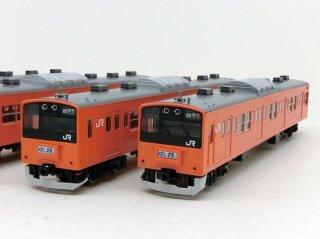 [12月新製品] 98767 201系通勤電車(中央線・分割編成)基本セット(6両)
