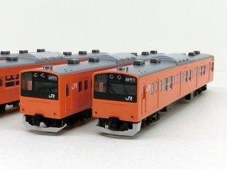 [12月新製品] 98768 201系通勤電車(中央線・分割編成)増結セット(4両)