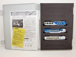 [12月新製品] 98462 近畿日本鉄道 50000系(しまかぜ)増結セット(3両)