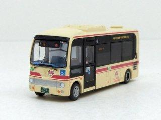 〔シークレット S039〕 大阪市交通局「赤バス」 日野ポンチョロング 1ドア車