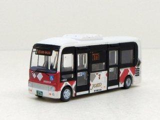 367 新常磐交通 日野ポンチョロング 2ドア車