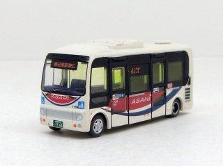 368 朝日自動車 日野ポンチョロング 2ドア車