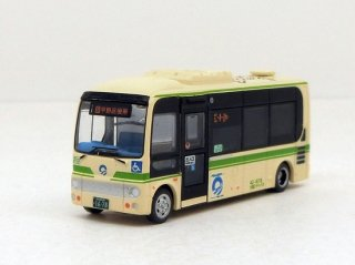 372 大阪シティバス 日野ポンチョロング 1ドア車