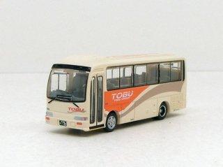 378 東武バスイースト いすゞジャーニーJ 1ドア車