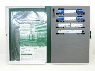 [12月新製品] 10-1722 M250系 スーパーレールカーゴ(U50Aコンテナ積載)増結セットA(4両)