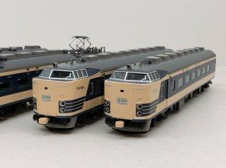 〔モカ割は8/4まで〕[22年1月新製品] 98771 583系特急電車(クハネ583)基本セット(7両)